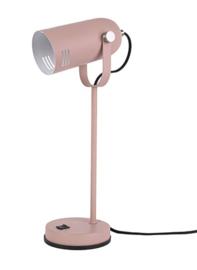 Tafellamp roze