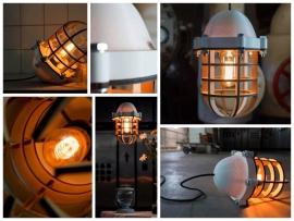 No.20 Industrielamp Bulls eye