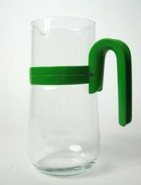 Glazen schenkkan