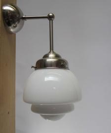 Wandlamp Haaks + Bromtol.