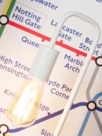 Tafellamp LONDON wit