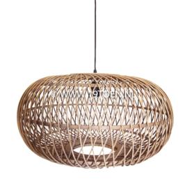 Hanglamp bamboe Ufo M