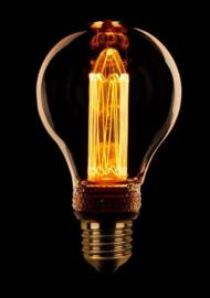 3-standen LED-kooldraad standaard gold