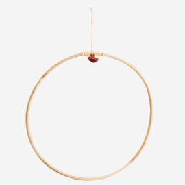 Ring bamboe XL Madam Stoltz