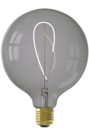 Globe 125mm Grijs LED