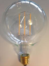 95MM 2W LED FILAMENT GLOBE HELDER