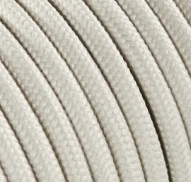 Textielsnoer ivoor