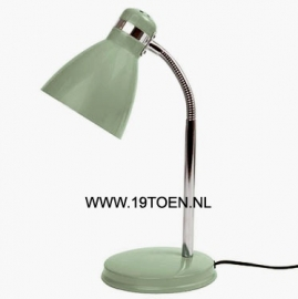 "Bureaulamp ""Study"" groen"