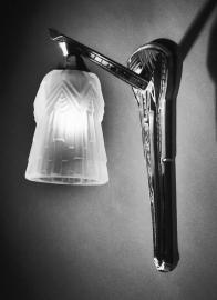 Wandlamp Gizee + Scharff