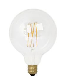 125MM 4W LED FILAMENT GLOBE HELDER -DIM