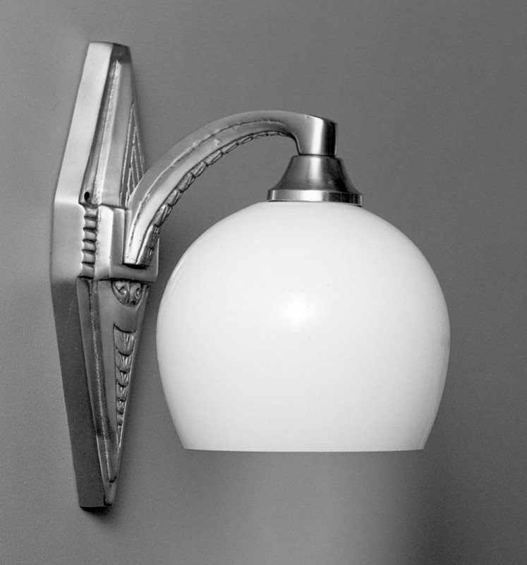 Wandlamp Wibero + Douche