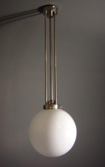 Hanglamp Bol 25 cm (empire pendel)