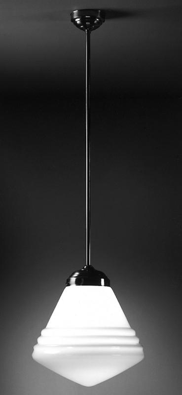 Hanglamp Luxe schoollamp L