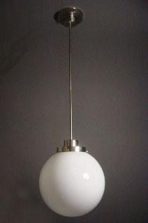 Hanglamp Bol strak 30-50 cm