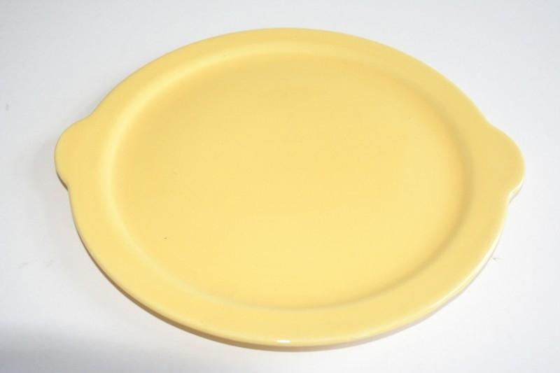 Onderschaal voor puddingvorm
