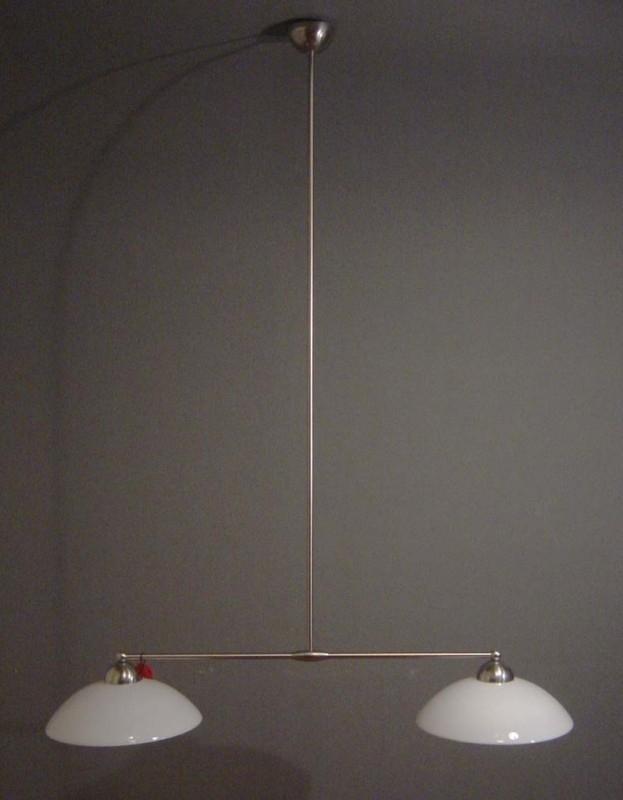 Hanglamp T-pendel 2 kappen