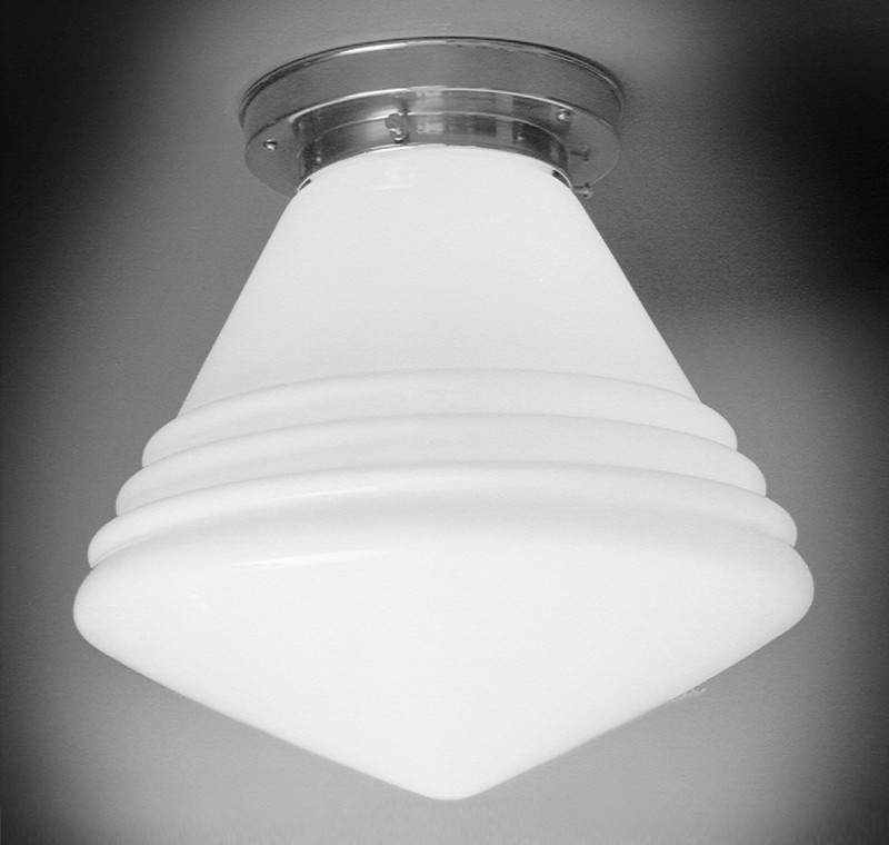Plafonnière Luxe schoollamp L.