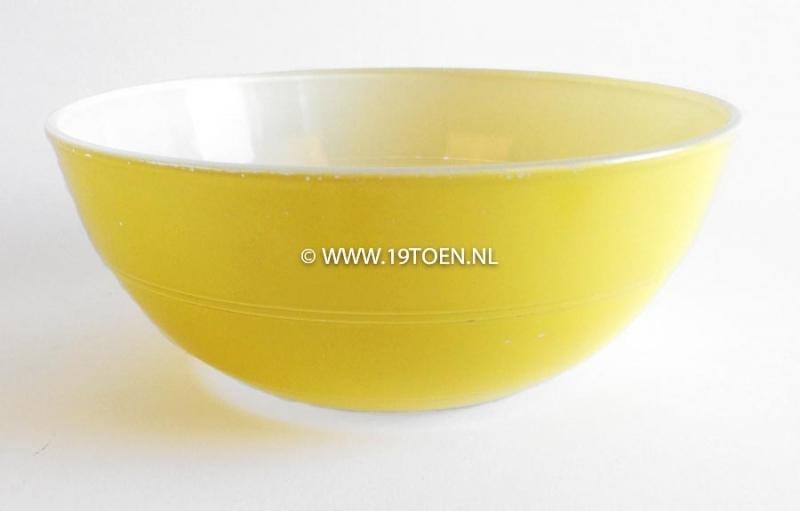 Duralex schaal geel D20