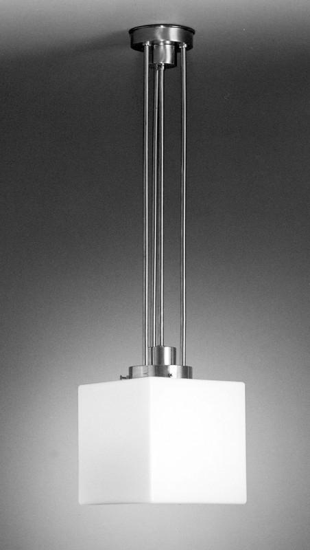 Hanglamp Kubus 20 (empire pendel)