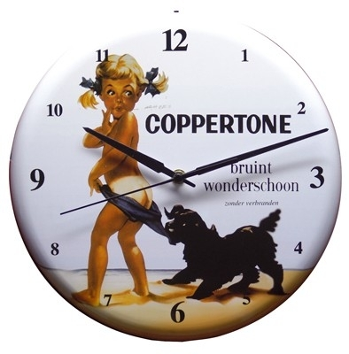 Klok Coppertone