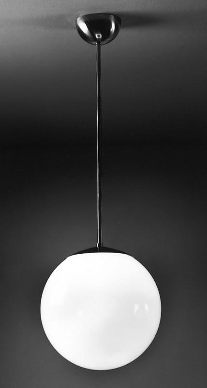 Hanglamp Bol glad mat 25-45 cm