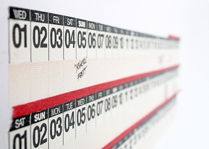 Year Round calendar