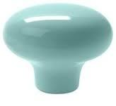 Knop large mint