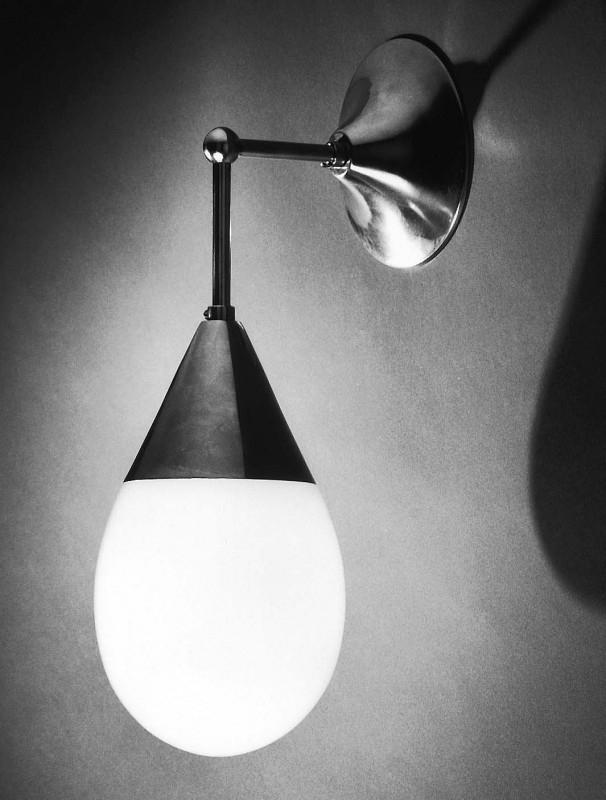 Wandlamp Druppel