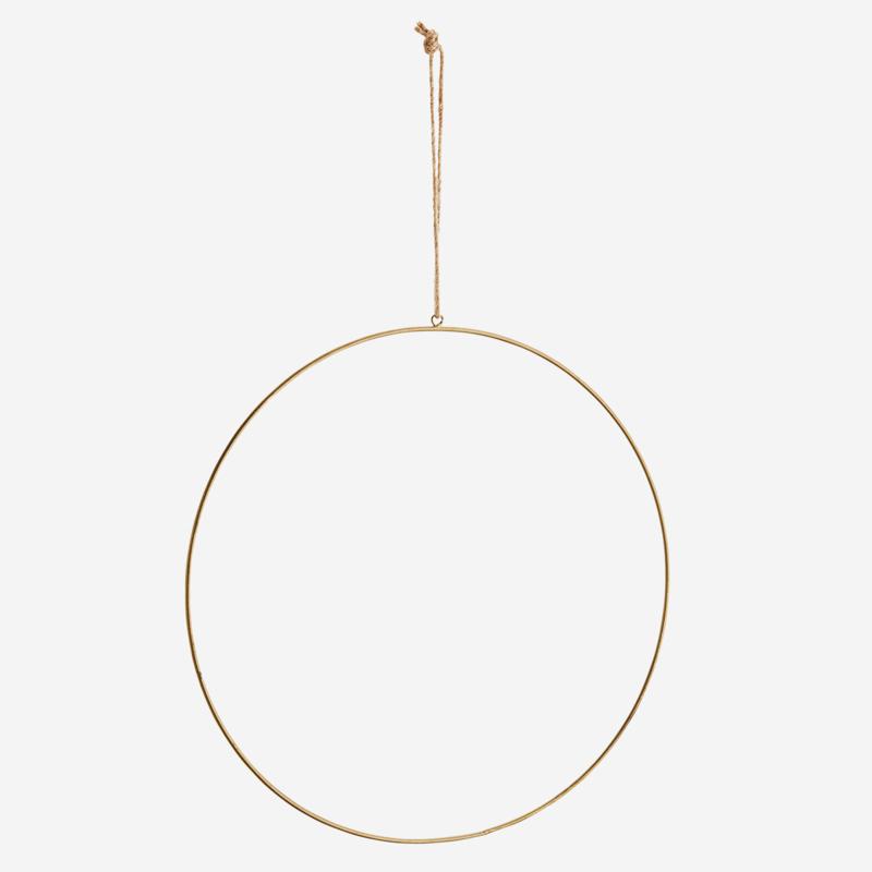 Ring rond XL Madam Stoltz