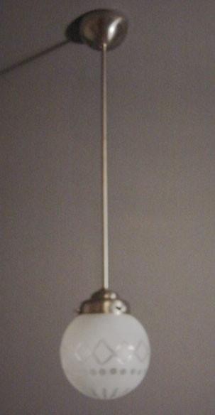 Hanglamp Bol ets 15 cm