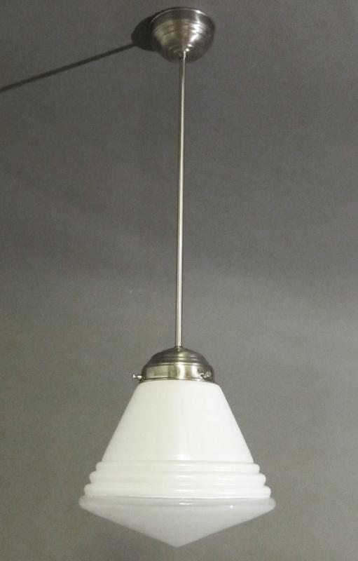 Hanglamp Luxe schoollamp M venster