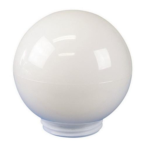 Schroefbol met naad opaal S
