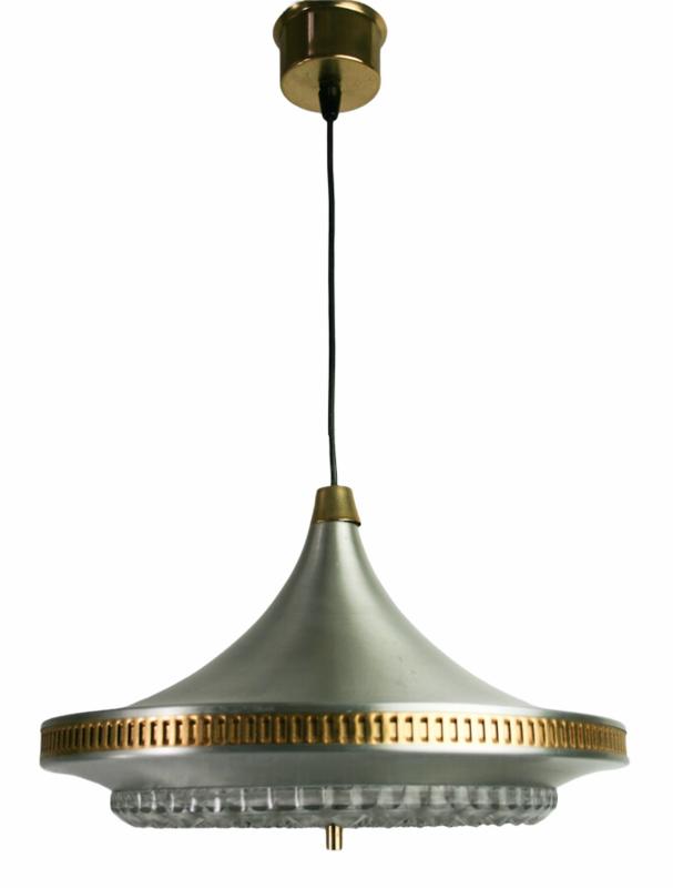 Vintage hanglamp seventies
