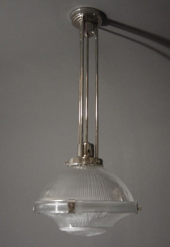 Hanglamp Holophane M Queen