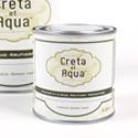 Krijtverf Creta et Aqua Caviar / Zwart