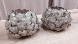 waxinelichtje  Protea Taupe