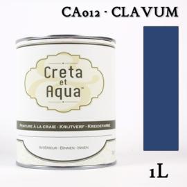 Krijtverf Creta et Aqua Clavum