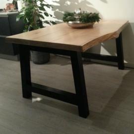 Mogelijkheden - Afgeleverde tafels