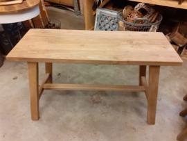 houten bankje 78 cm lang