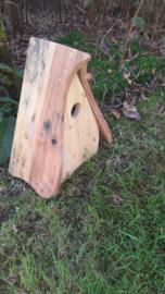 vogelnestkastje puur hout