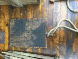 Snijplanken met touw