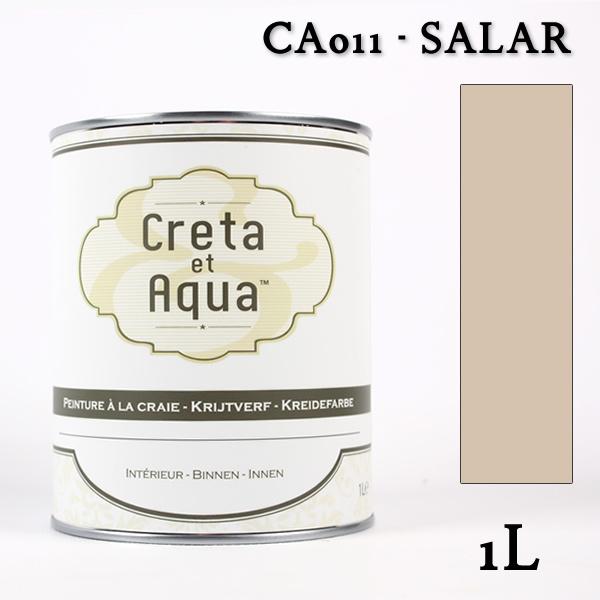 Krijtverf Creta et Aqua Salar