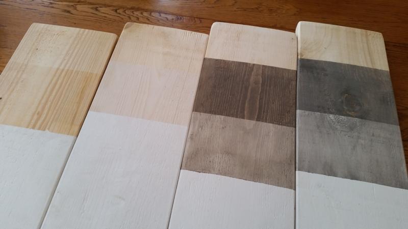Beste Taupe, grijs, wit voor kleuren van hout met wasvernis BI-07