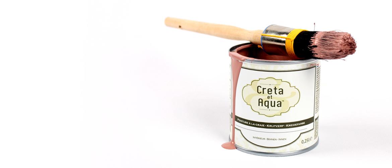 Inspiratie Krijtverf Creta et Aqua