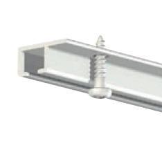 Witte schroef voor Systeemplafond rail