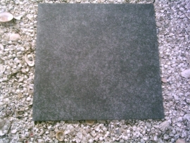 Vloertegel en wandtegel Bleu Stone blauw grijs 600x600 mm mat Prijs per m2