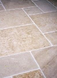 Vloertegel Romaans Kalksteen 60x40 40x40 40x20 20x20 cm