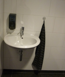 Wandtegel Glans Wit 600x300x10 mm strak gerectificeerd glanzend Prijs per m2