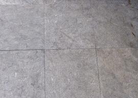Vloertegel, Tuintegel en Terrastegel Blauwe Hardsteen grijs blauw 40x40x2 cm ruw Prijs per m2