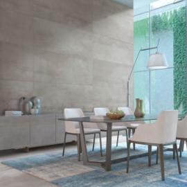 Vloertegel Chique Royale Concrete Perla 750x750x11 mm mat Prijs per m2